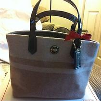 Coach Nwt Camel/mahogany Msrp 228 Photo
