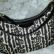 Coach Ocelot Animal Print Purse Photo