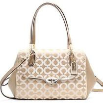 Coach Op Art Madison Satchel Photo