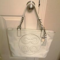 Coach Op Art Tote Handbag Photo