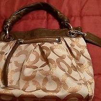 Coach Optic Art Parker Shoulder Bag Photo