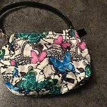 Coach Parker Butterfly Satchel Handbag 42472 Photo