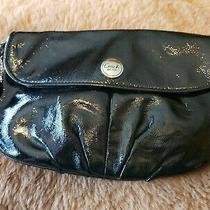 Coach Patent Leather Clutch - Wristlet  Photo