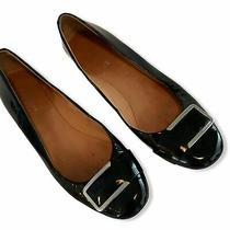 Coach Patent Leather Flats Women's Size 7.5b Photo