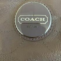Coach Patent Leather Handbag Photo