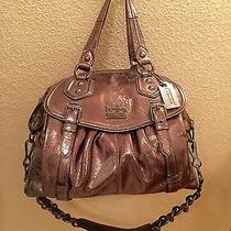 Coach Pewter Satchel  Love This Bag Photo