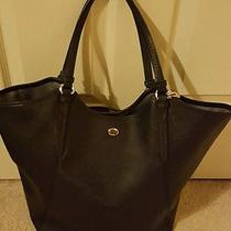 Coach Peyton Leather Tote Photo