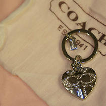 Coach Picture Key Frame Key Chain  Key Ring Key Rings Mother's Day  May 12 Photo