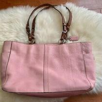 Coach Pink Leather Bag and Wristlet Wallet  K0751-F11347 Photo