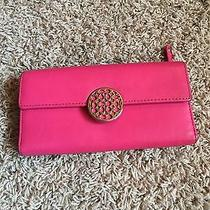 Coach Pink Wallet Photo