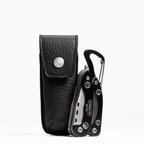 Coach Pocket Knife Style F61187 Black Photo