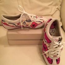 Coach Poppy Flowers Sneakers Photo