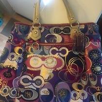 Coach Poppy Handbag Tote 18342 Photo