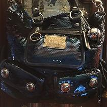 Coach Poppy Sequin Handbag Photo
