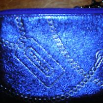 Coach Purple Small Change Bag Style Photo