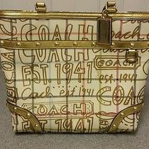 Coach Purse Beautiful Photo