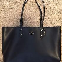 Coach Purse Black Handbag  Photo