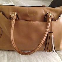 Coach Purse Haley Satchel Tan Photo