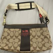 Coach Purse in Excellent Condition. Can Be a Purse or a Larger Wristlet. Photo