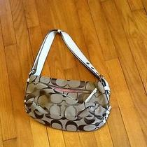 Coach Purse Is New Condition and Authentic  Photo