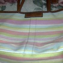 Coach Purse Summer Colors Photo
