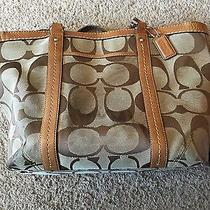 Coach Purse Tote Photo