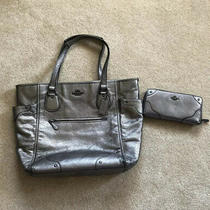 Coach Purse With Matching Wallet Photo
