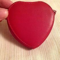 Coach Red Heart Coin Purse  Photo