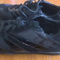 Coach Remi Sneakers Shoes Size 6.5 Black. Photo