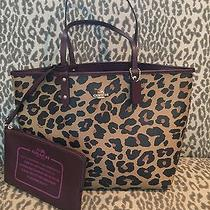 Coach Reversible City Tote Photo
