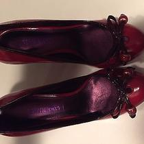 Coach Ruby Pumps Bright and Cute Purchased in Nyc  Photo