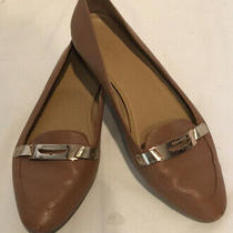 Coach Ruthie Leather Flats Size 7.5 Photo