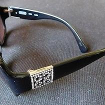 Coach S2025 Black Sunglasses  Photo