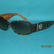 Coach S464 Keri 215 Tortoise/brown Gradient Women's Sunglasses 57mm Photo