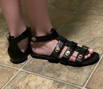 Coach Sandals ~ Black Photo