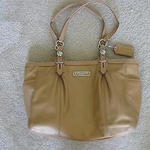 Coach Satchel Handbag Photo