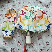 Coach Scribble Rainbow Umbrella Photo