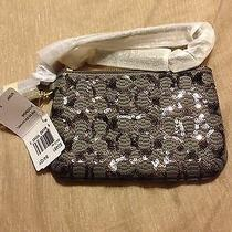 Coach Sequin Wristlet  Photo