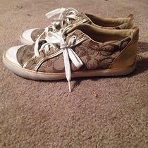 Coach Shoes Photo