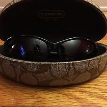 Coach Signature  Black Women's Sunglasses  Photo