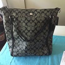 Coach Signature Collection Handbag Photo