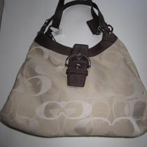 Coach Signature Collection Purse (Certified) Photo