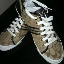 Coach  Signature Sneakers Shoes Low Photo