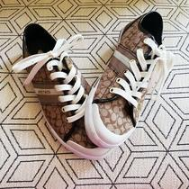 Coach Signature Sneakers Super Nice Sz 8 Photo