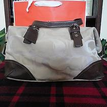 Coach Signature Soho Satchel Bag 17394 Photo