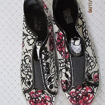 Coach Slip on Loafer Style Athletic Type Shoe Size 7 B Nice Photo
