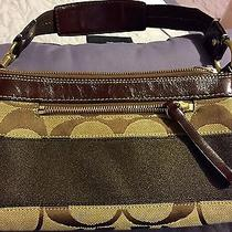 Coach Small Bag in Brown  Photo