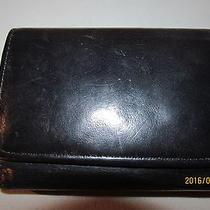 Coach Small Black Wallet Photo