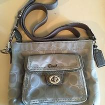 Coach Small Cross Body Bag Authentic Photo