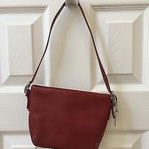 Coach Small Red Bag Photo